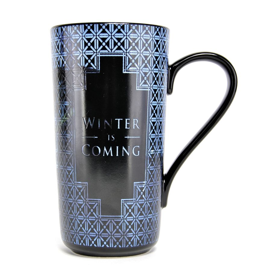 game of thrones thermo latte macchiato becher. Black Bedroom Furniture Sets. Home Design Ideas