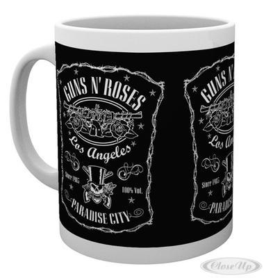 Guns N´ Roses Tasse LA Paradise City jetztbilligerkaufen