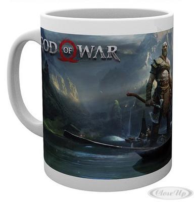 God of War Tasse Cover Art Kratos & Atreus jetztbilligerkaufen
