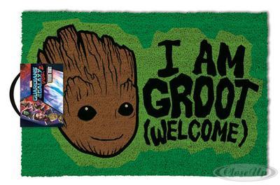 Guardians of the Galaxy Vol. 2 Fußmatte I Am Groot Welcome jetztbilligerkaufen