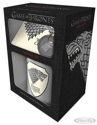 Game of Thrones Geschenkset Stark jetztbilligerkaufen