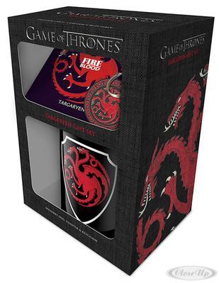 Game of Thrones Geschenkset Targaryen jetztbilligerkaufen