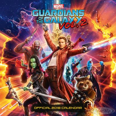 Guardians of the Galaxy 2019 Kalender