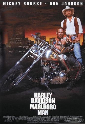 «Харлей Дэвидсон И Ковбой Мальборо Фильм Смотреть» — 1998
