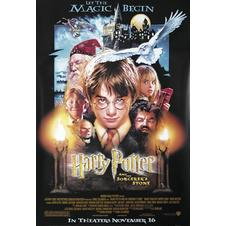HARRY POTTER - AND THE SORCERER'S STONE, Poster