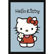 Hello Kitty Minispiegel Flower