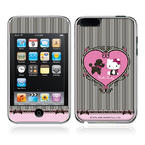 Hello Kitty Ipod touch Sticker
