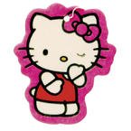 HELLO KITTY AIR FRESHENER 2D