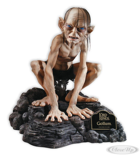 Herr der Ringe Statue Collector&acute;s Life-size Gollum