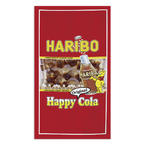 Haribo Bath Towel Happy Cola
