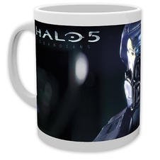 Halo 5 Guardians Tasse Visor