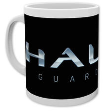 Halo 5 Guardians Tasse Logo
