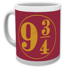 Harry Potter Tasse 9 3/4
