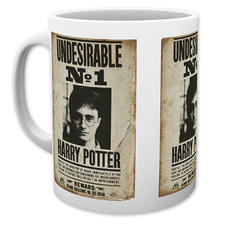 Harry Potter Tasse Undesirable