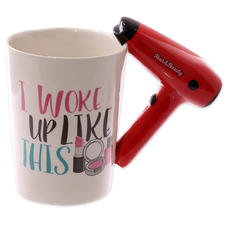 Hair & Beauty Tasse I Woke Up