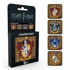 Harry Potter Coasters Set -
