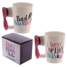 Hair & Beauty Tasse Haarbürste