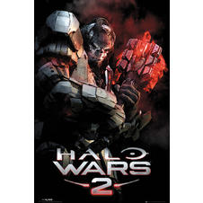 Halo Wars 2  Poster