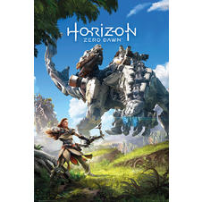 Horizon Zero Dawn Poster -