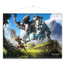 Horizon Zero Dawn Wallscroll