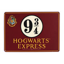 Harry Potter Blechschild