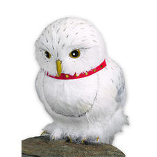 Harry Potter Hedwig Figur