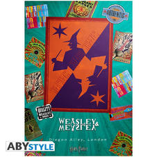 Harry Potter Poster Weasley's