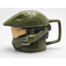 HALO 3D Tasse Master Chief