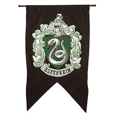 Harry Potter Banner Slytherin