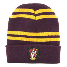 Harry Potter Beanie lila