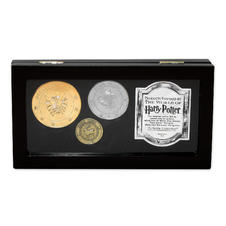 Harry Potter Coin Collection