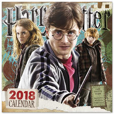 Harry Potter Kalender 2018