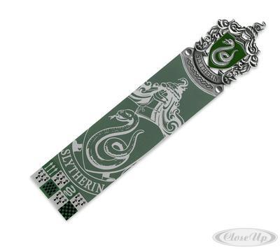 Harry Potter Lesezeichen Slytherin Wappen