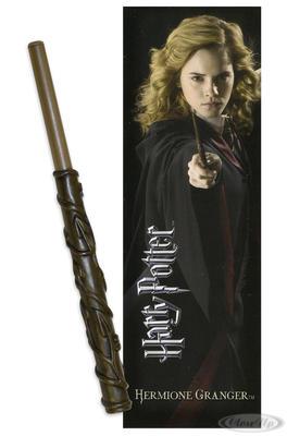 Harry Potter Kugelschreiber mit Lesezeichen Hermine - broschei
