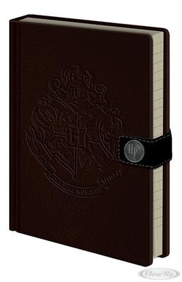 Harry Potter Premium Notizbuch Hogwarts Crest | Dekoration > Accessoires