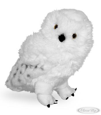 Harry Potter Plüschfigur Hedwig   Kinderzimmer > Spielzeuge > Stofftiere   Nachbildung