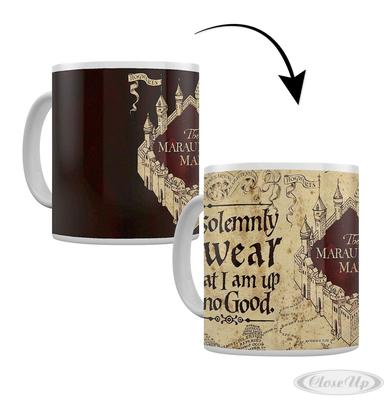 Harry Potter Thermoeffekt Tasse The Marauders Map jetztbilligerkaufen