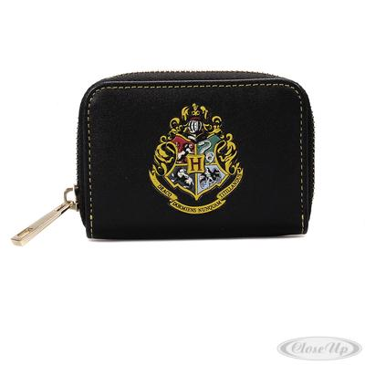 Harry Potter Mini Geldbeutel Hogwarts Logo jetztbilligerkaufen