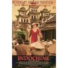 Indochine Poster