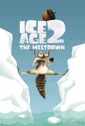 Ice age 2 - the Meltdown  Poster