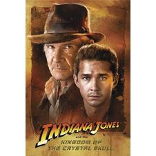 Indiana Jones Postkarte