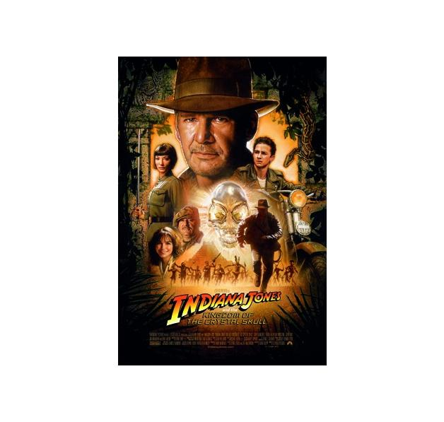 Vorname Indiana Jones