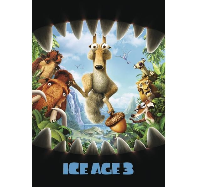 Ice age 3 - Dawn of the
