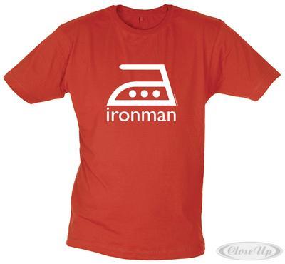 Ironman T-Shirt Bügeleisen | Flur & Diele > Haushaltsgeräte > Bügeleisen