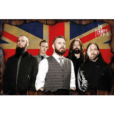 In Flames Poster Band