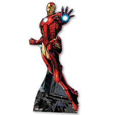 Iron Man Standup