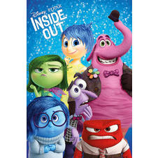 Inside Out Poster Alles steht