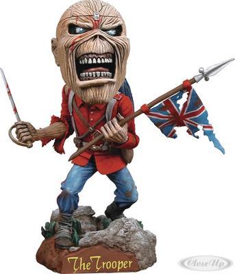 Iron Maiden Eddie Trooper