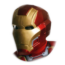 Iron Man Maske Mark 43
