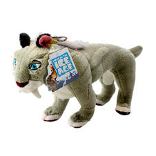 Ice Age Plush Keyring - Shira